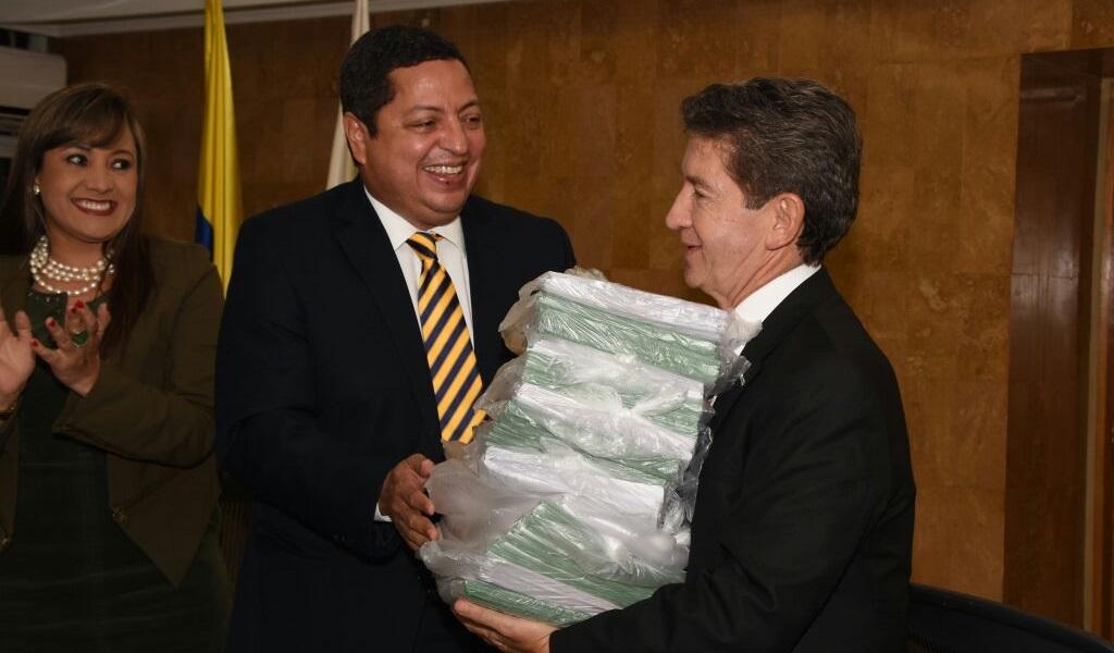 Antioquia superó el millón de firmas por Belén de Bajirá