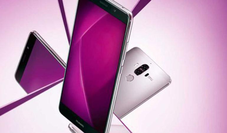 Huawei Mate 10: Su pantalla será más grande que la del Samsung Galaxy S8