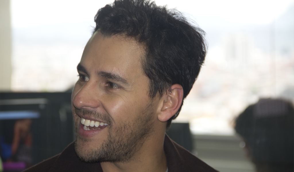 Iván López, de abogado a corredor de bolsa