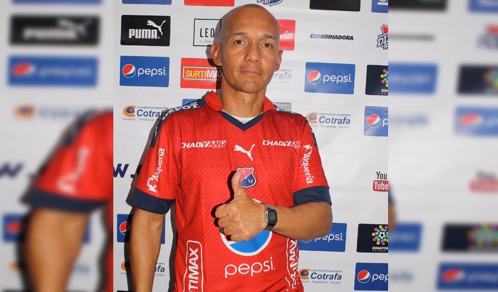 Independiente Medellín Fabio Martínez