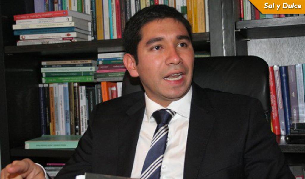 """""""Caí y debo asumir las consecuencias"""": exfiscal Moreno"""