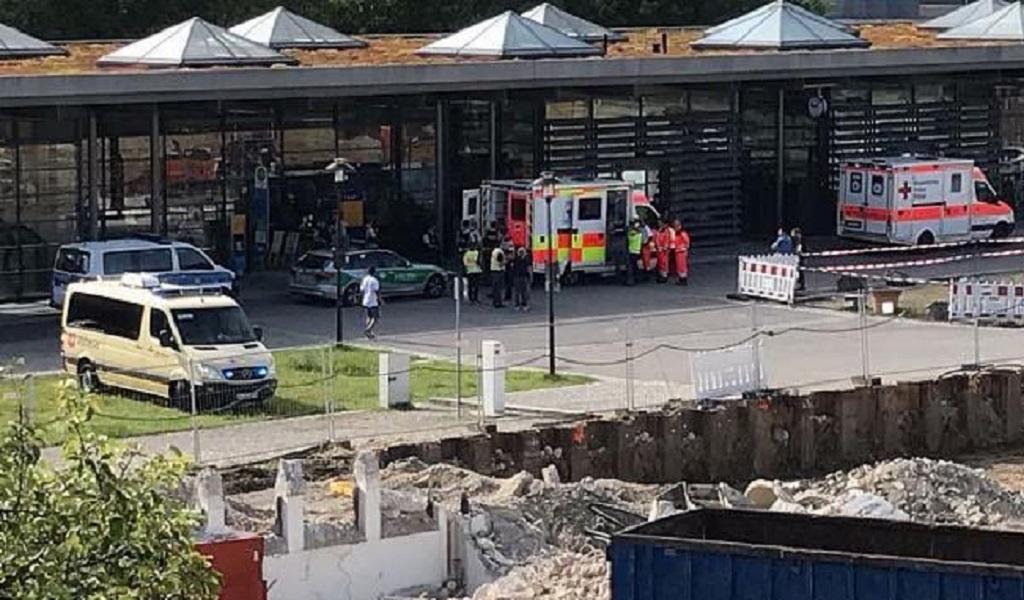 Cuatro heridos en tiroteo en Múnich