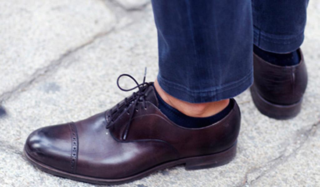 Medias y zapatillas hombre