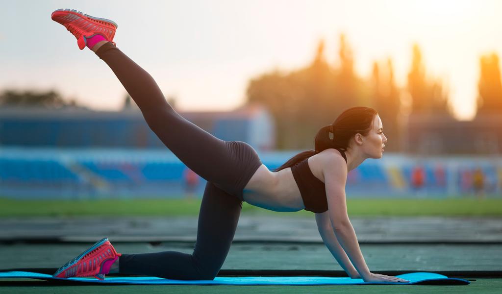 Cinco ejercicios para bajar la grasa del estómago