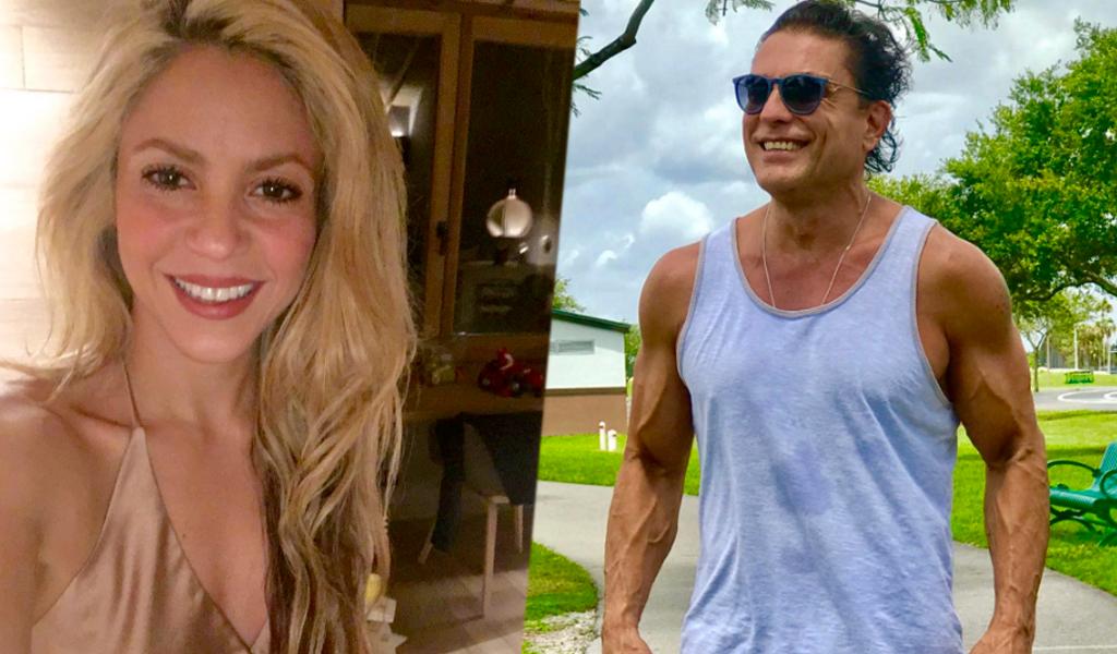 ¿Osvaldo Ríos no ha olvidado a Shakira?