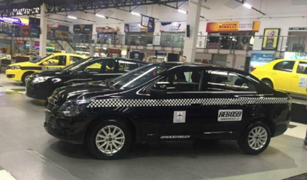 Este año llegan los taxis de lujo a Bogotá