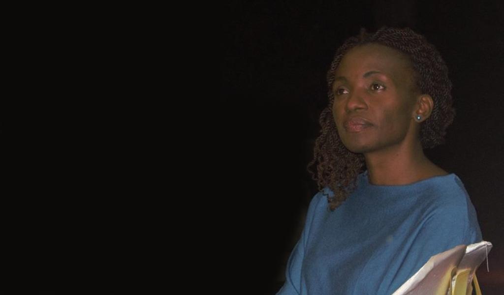 La triste historia de Terry Gobanga, violada el día su boda