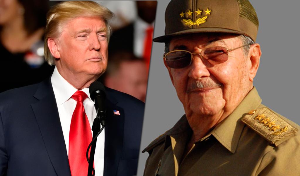 """Trump """"está mal aconsejado"""": Cuba"""