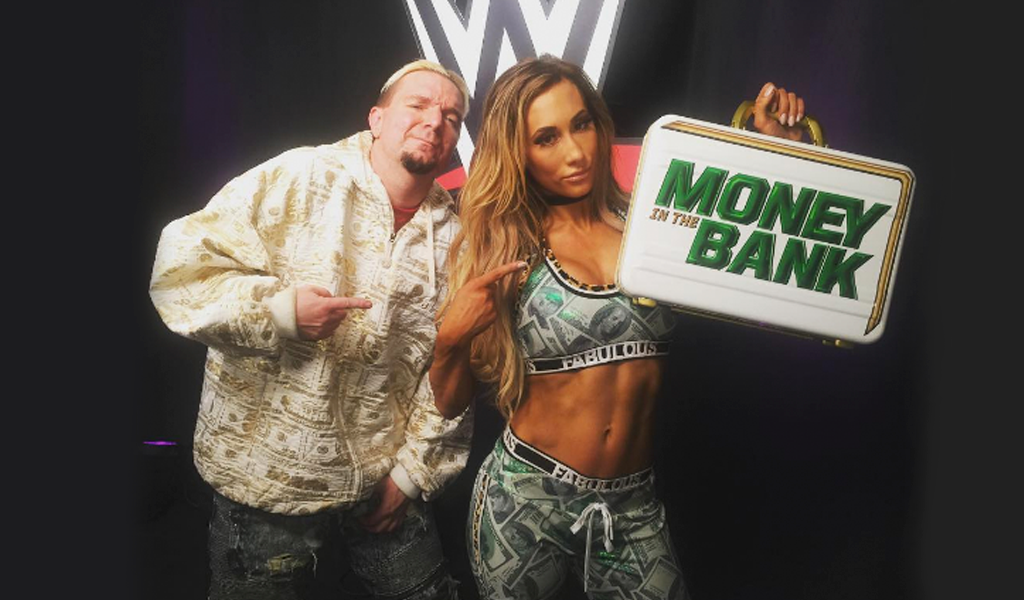 WWE Carmella