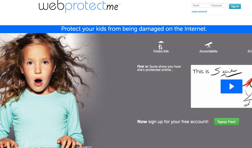 Web-prtotect-me