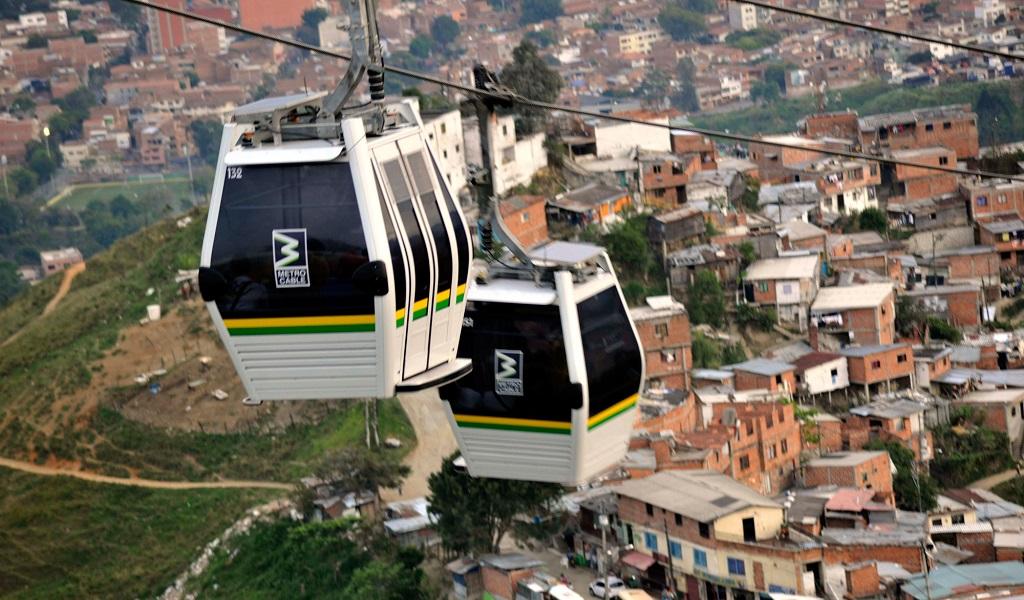 Metrocable Picacho recibe apoyo económico de Duque