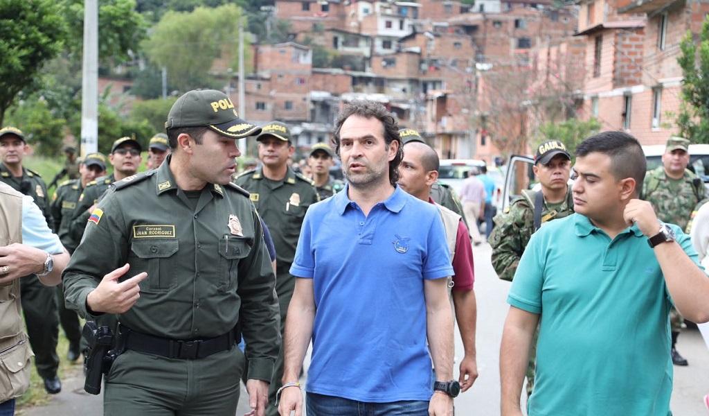 Alcaldía y Policía refuerzan seguridad en Altavista