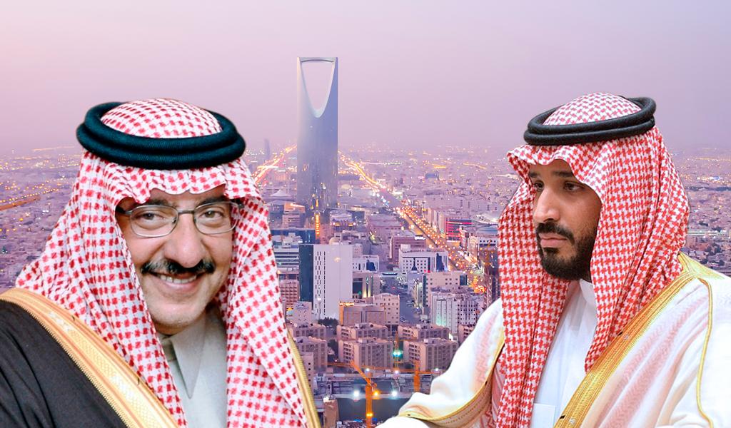 El 'Juego de tronos' de Arabia saudita
