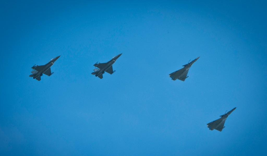 Foto: Cortesía Fuerza Aérea Colombiana