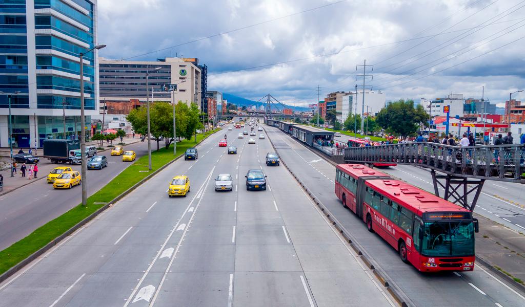 Conozca los cierres viales en Bogotá para este 20 de julio