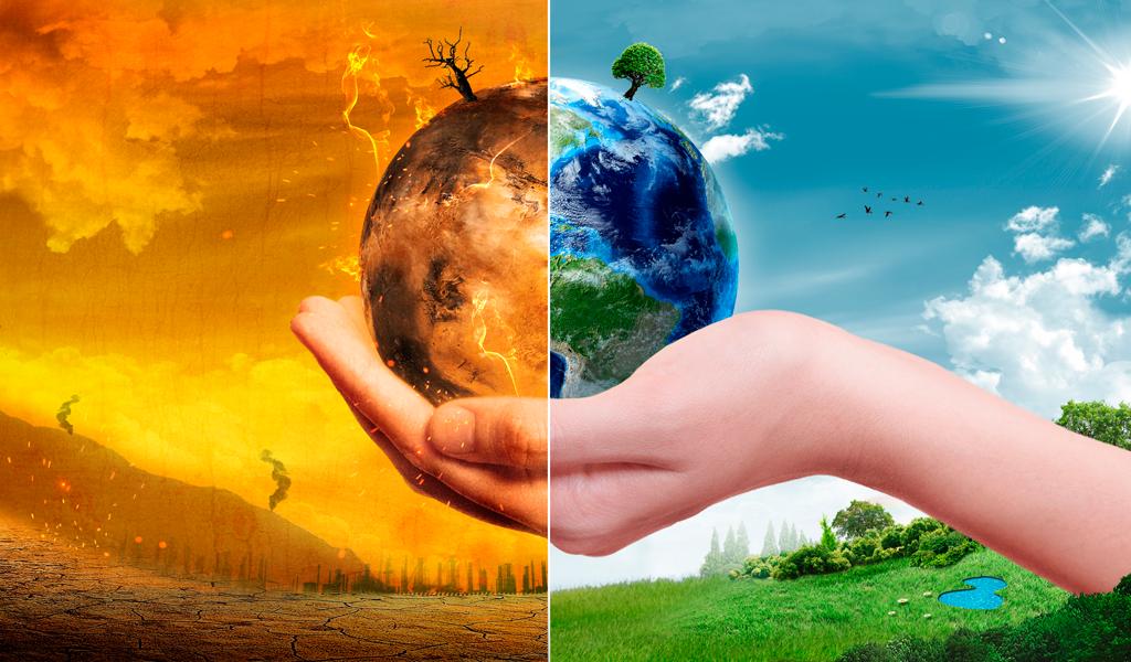10 acciones para mitigar los efectos del cambio climático