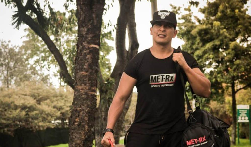 Camilo Box entrenamiento kick boxing
