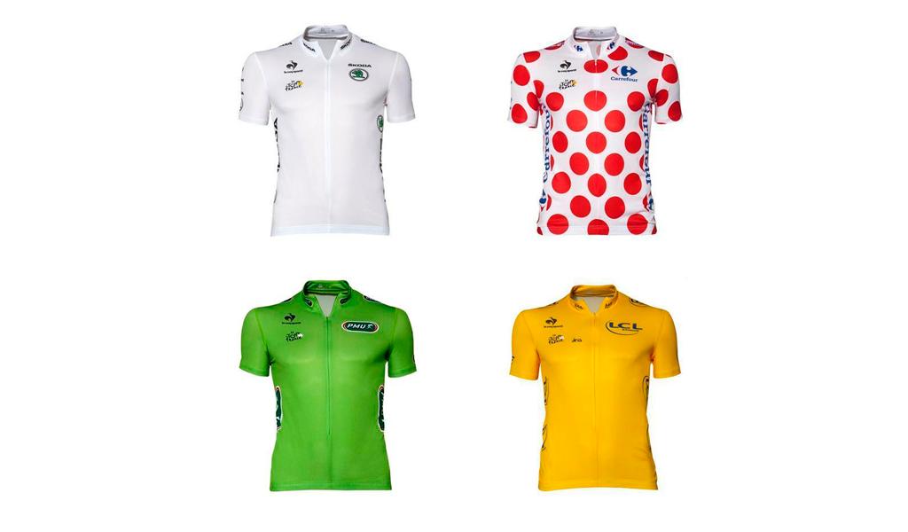 Camisetas Tour de Francia