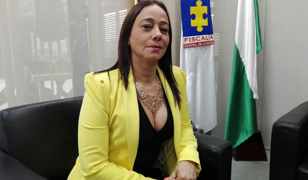 Trasladan a directora seccional de Fiscalías de Medellín