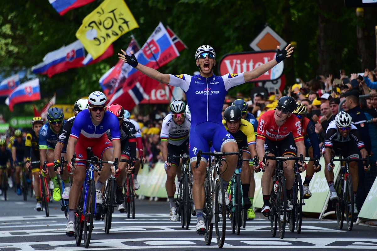 Marcel Kittel ganó la 2 etapa del Tour de Francia