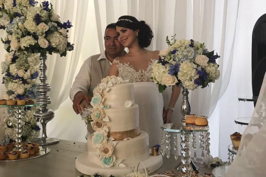 "Trasladarán a Bogotá a hijo de la ""Gata"" por excesos en boda"