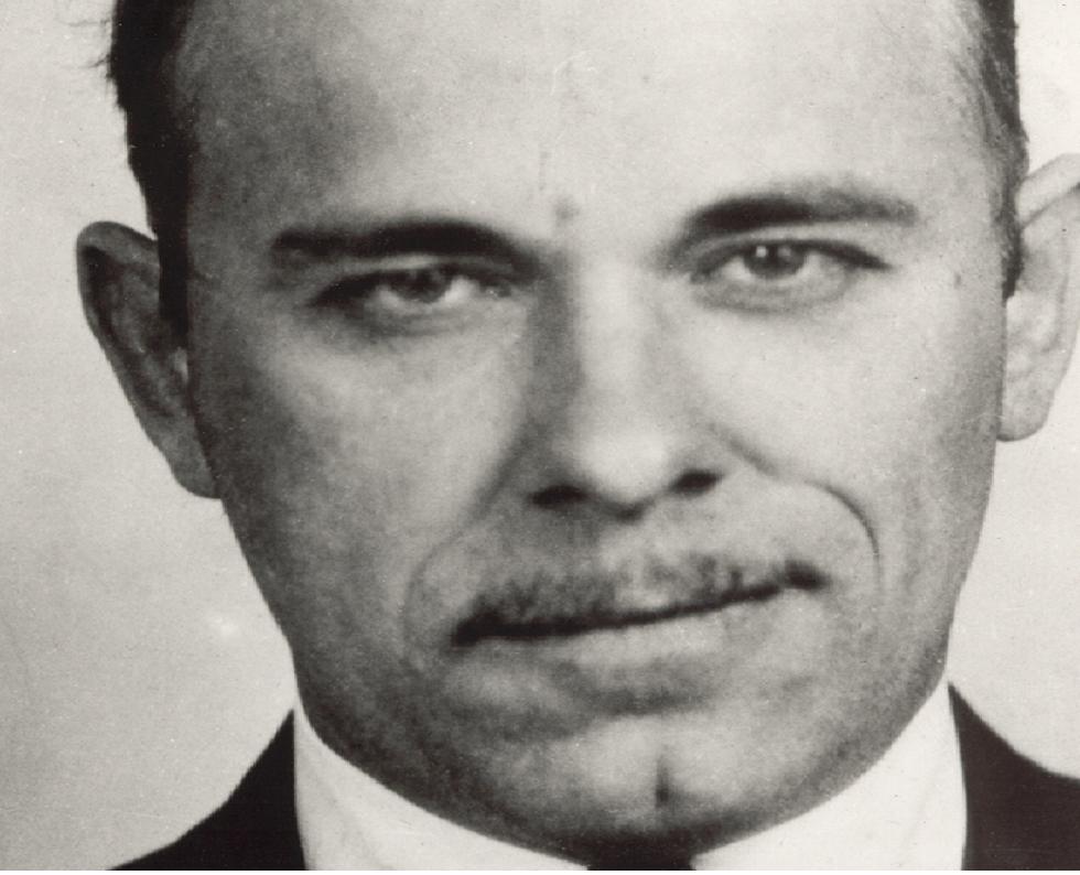 John Dillinger: el 'ladron legendario'