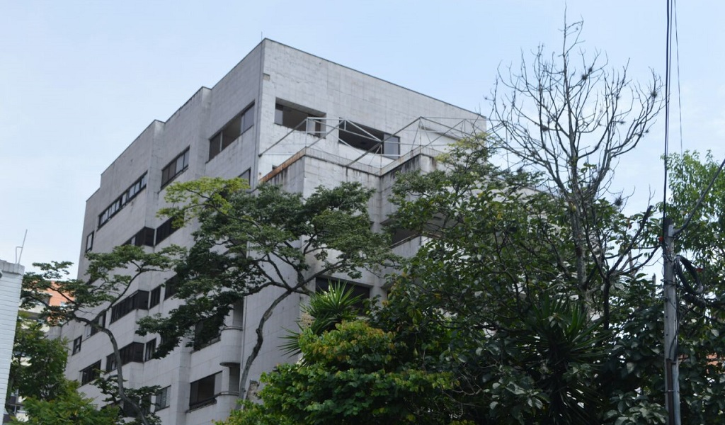 El Mónaco, ¿Edificio para Policía o parque para víctimas?