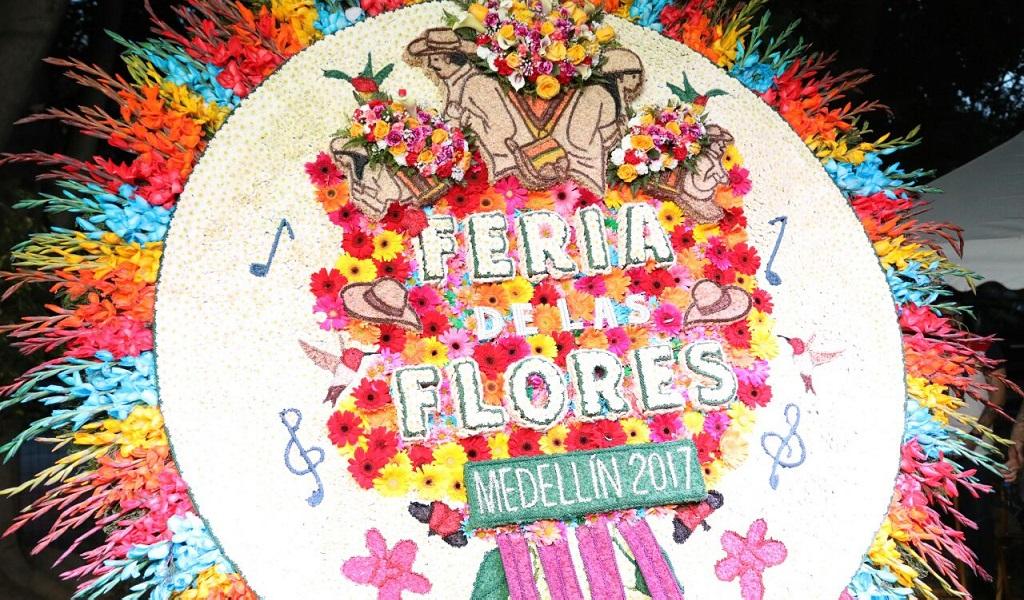 Medellín se prepara para la Feria de las Flores