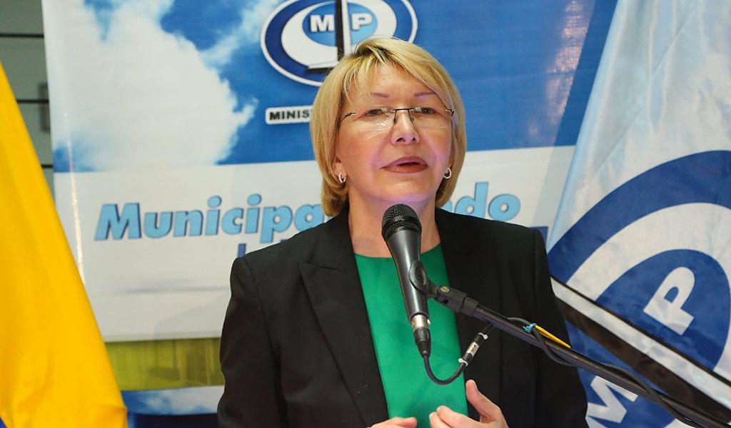 Luisa Ortega Fiscal General de Venezuela