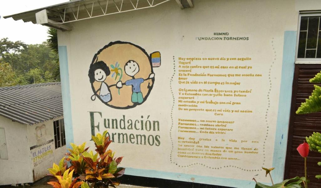 Fundación Formemos