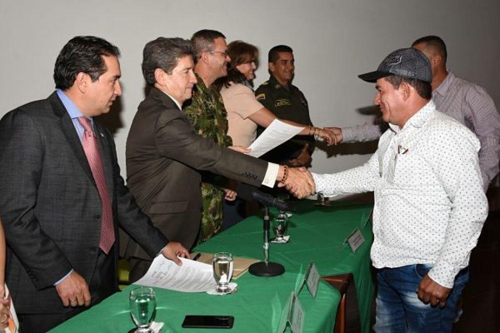 Antioquia avanza en formalización minera