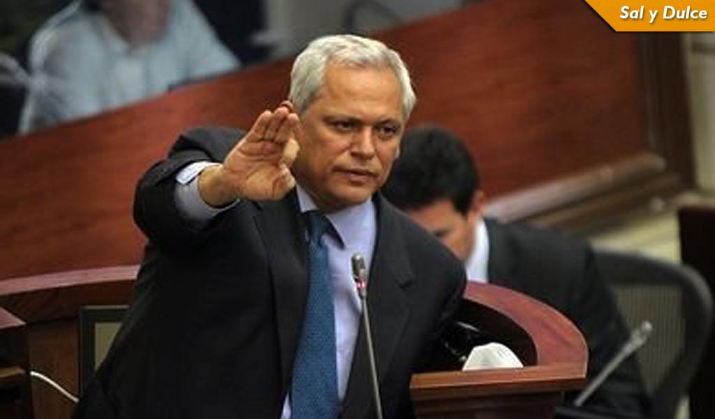 Foto: @AndradeSenador Partido Conservador