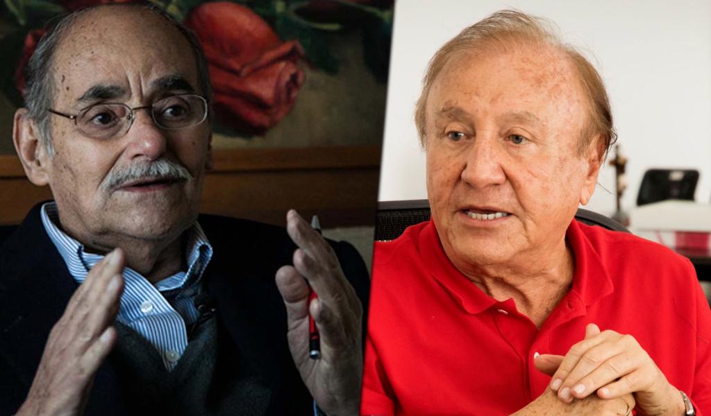 La pelea entre Horacio Serpa y el alcalde de Bucaramanga