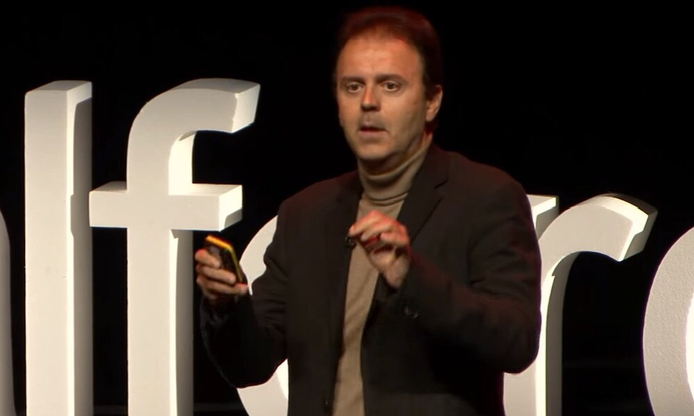 Massimo Marchiori, un inventor de nuestro tiempo
