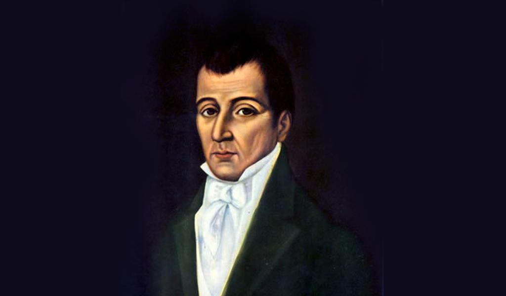 José Joaquín Camacho el primer presidente de la República de Colombia