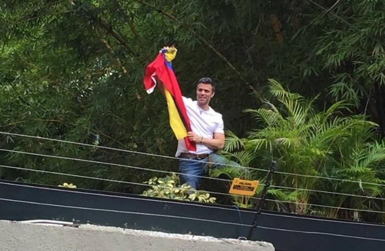 """Lilian Tintori: """"Leopoldo no es el mismo"""""""
