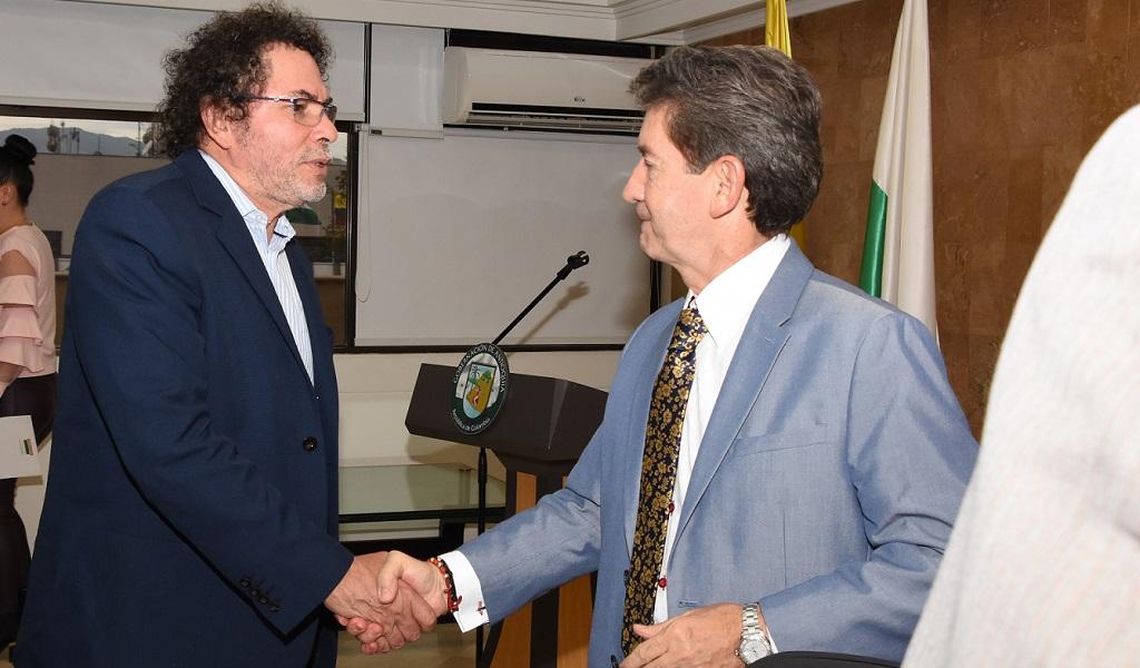 Farc y Antioquia en línea con plan territorial de paz