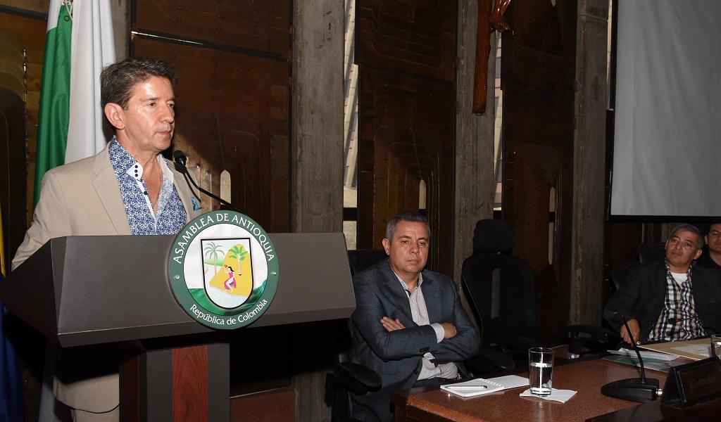 Antioquia pide no centralizar fondos de salud