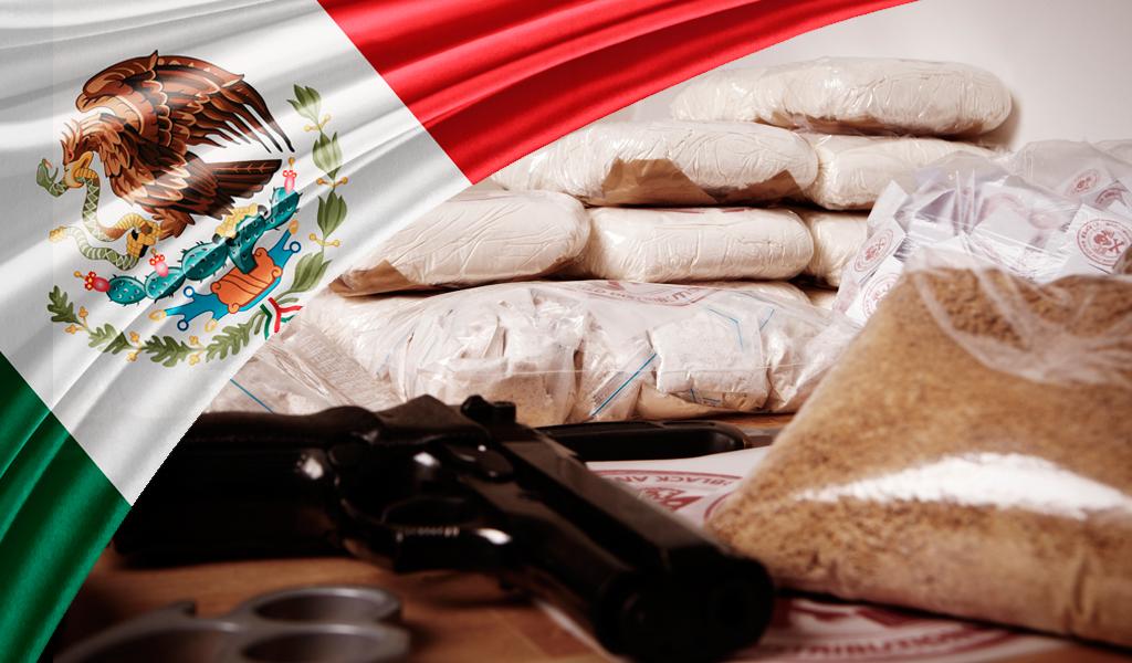 Así cobran las deudas los narcos mexicanos