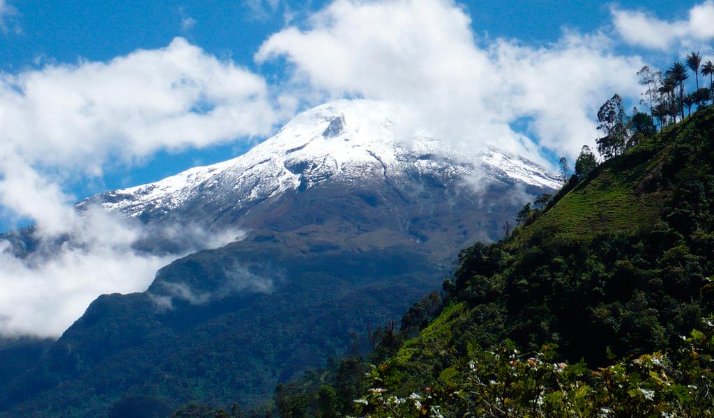 Tres desaparecidos en el Nevado del Tolima