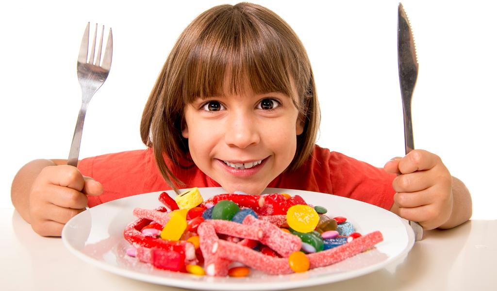 ¿Cómo es la alimentación de los niños en Colombia?