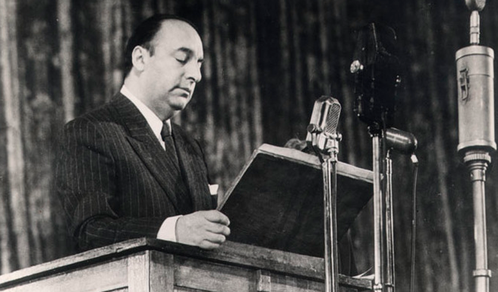 Neruda, más que 20 poemas de amor
