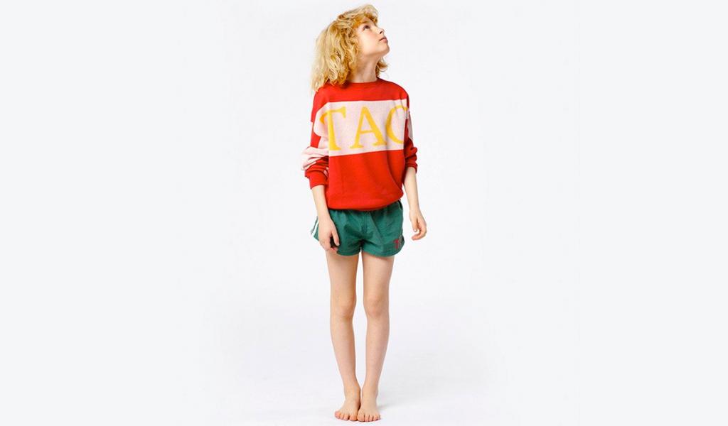 Diseñan ropa que se adapta al crecimiento de los niños