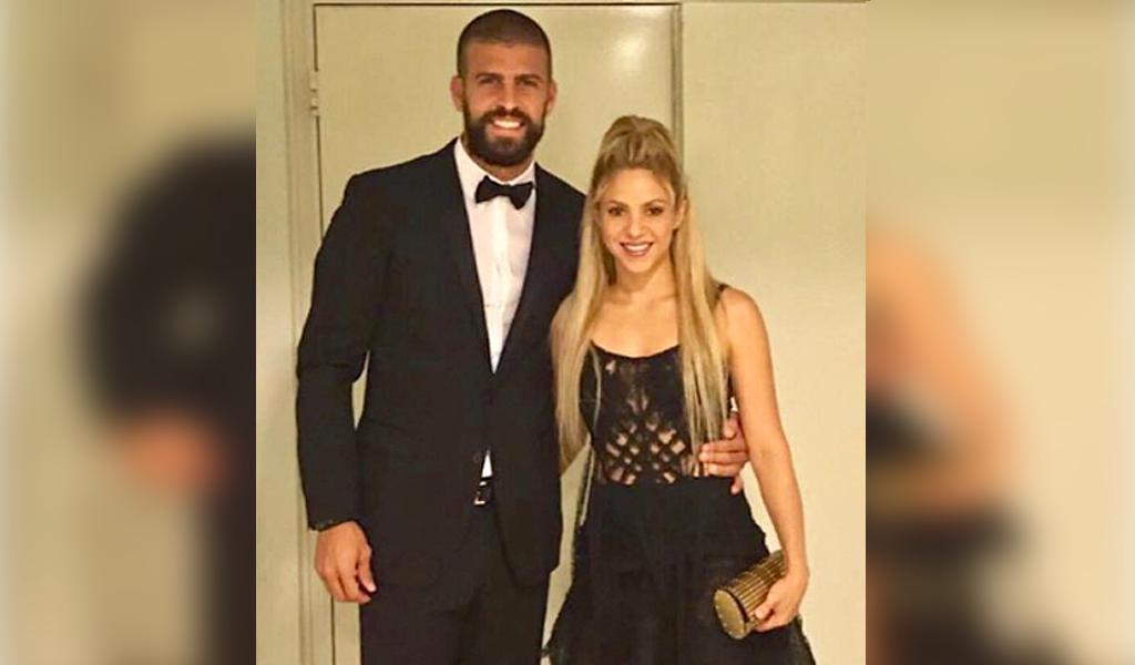 Se aclaran rumores de ruptura entre Shakira y Piqué