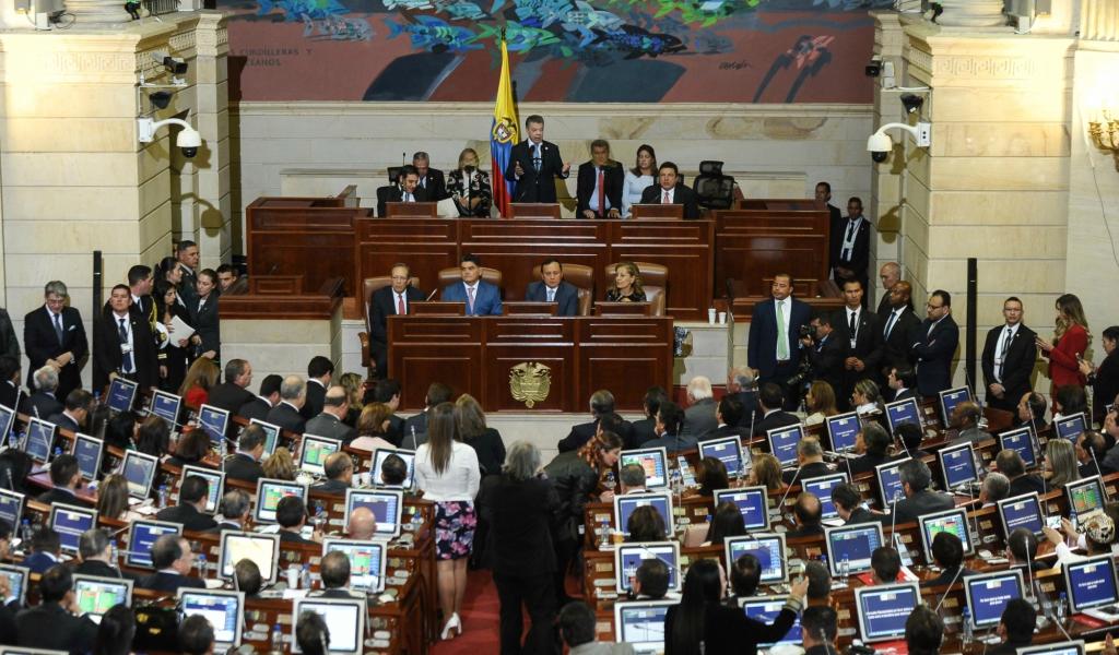 Santos Congreso