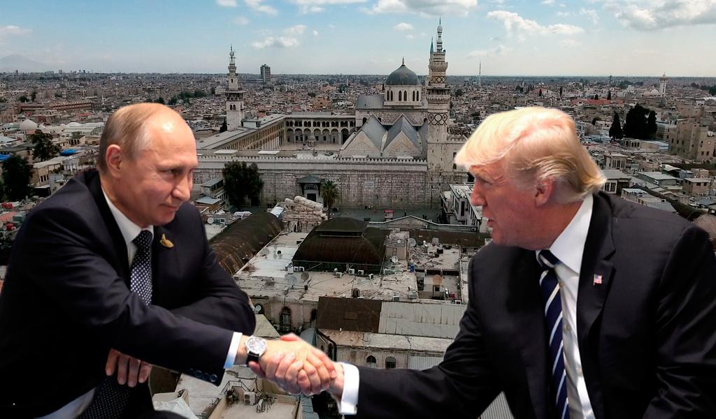 Rusia y EEUU acuerdan alto al fuego en Siria