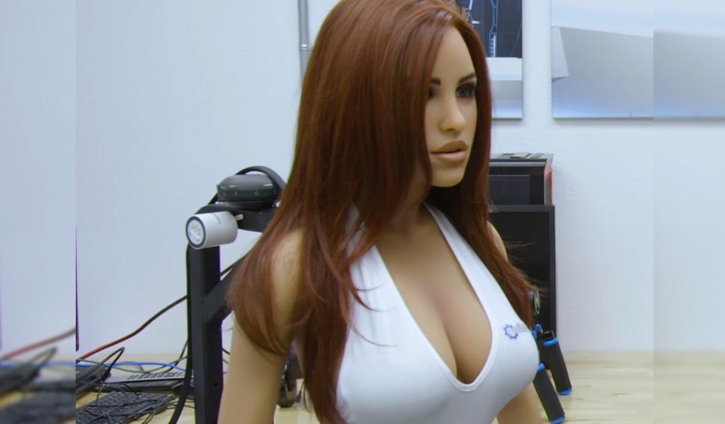 Sexo con un robot