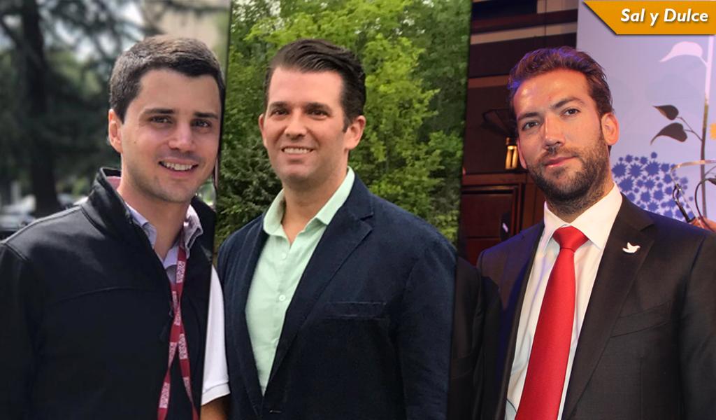Un embrollo, los hijos de los presidentes