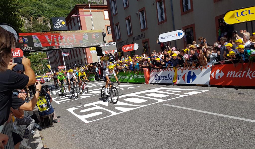 Tour-de-Francia clasificación general