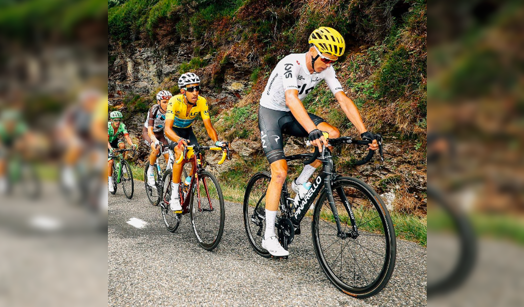 Tour-de-Francia Chris Froome